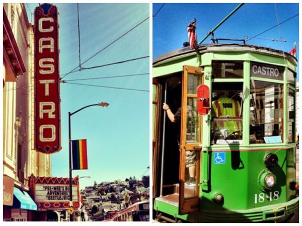 SF Castro_Trolley