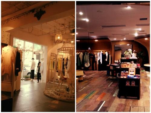 Shanghai shops